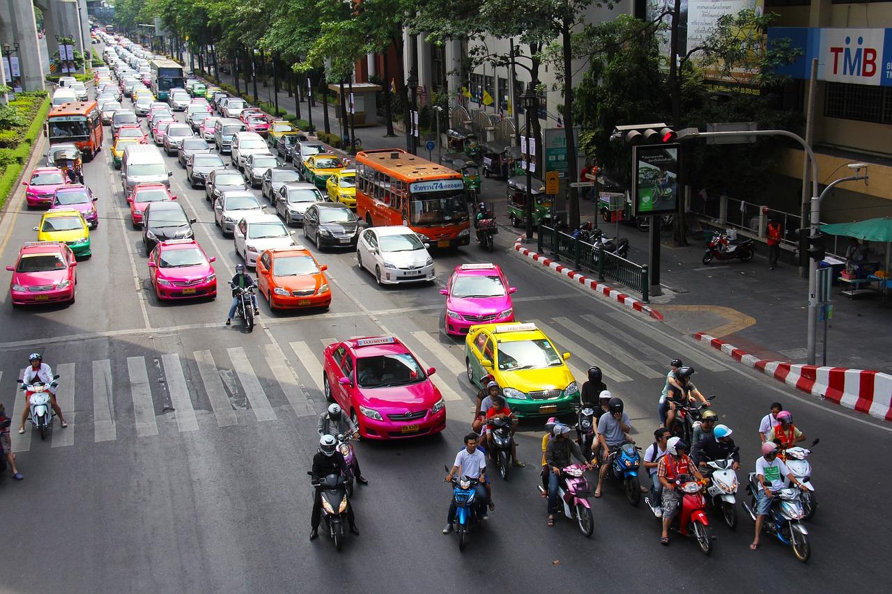 verkeer-bangkok